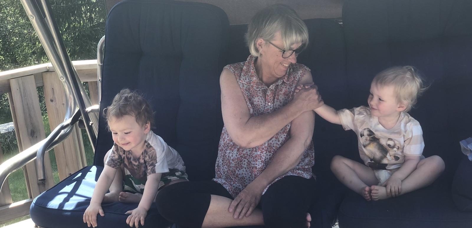 Nationaldagen, en mormor och ett beslut.