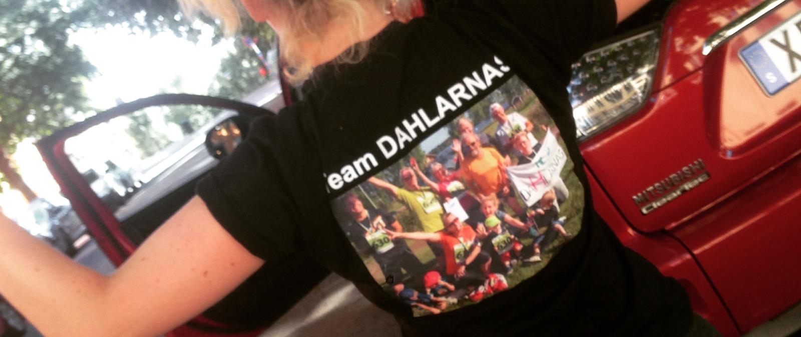 Team Dahlarnas, i fäders och mödrars spår för framtids segrar.
