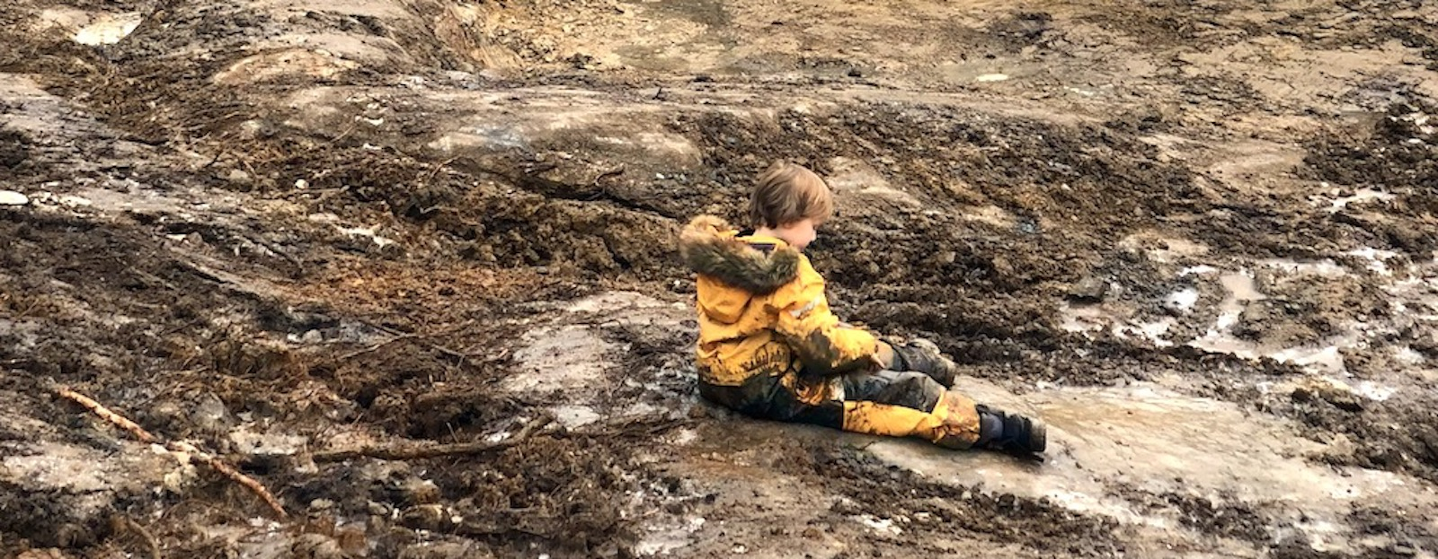 Att leva med lera.